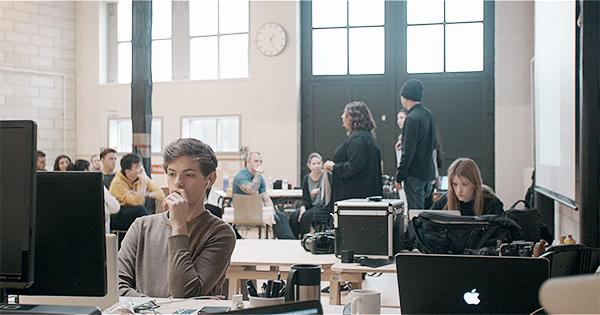 Studerende fra Zealand Sjællands Erhvervsøkonomi