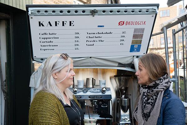 Simply Good Coffee Leverede fantastisk kaffe