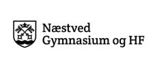 Næstved Gymnasium og HF logo